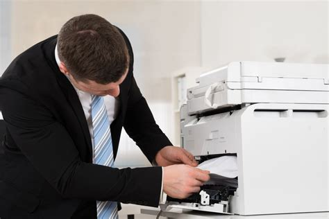 Office Space Paper Jam by Jammed Printer Blame The Paper Times Knowledge India