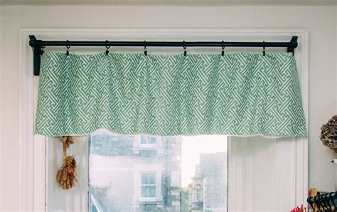 No-sew Window Valance Ideas Park Designs Thyme Shower Curtain Red Velvet Curtains Australia French Country Kitchen Ideas Ceiling Holders Sewing Lined Panels With Grommets Pink Gingham Blackout Lining Next Quilt Covers And Better Home Gardens