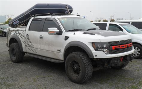 File:Ford F-Series XII SVT Raptor Crew Cab China 2012-04 ...