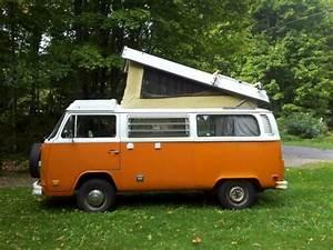 1974 Volkswagen Westfalia Camper Bus  Original Condition  Unrestored For Sale In Crystal Falls