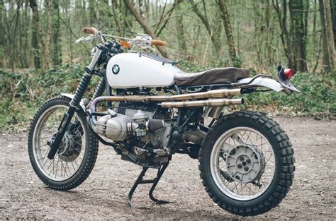 Modified Bmw R100gs by Bmw R100gs Scrambler By La Manufacture We Bmw And Clutches
