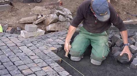 granitpflaster verlegen kosten basalt kleinpflaster verlegen galant gmbh aus stralsund