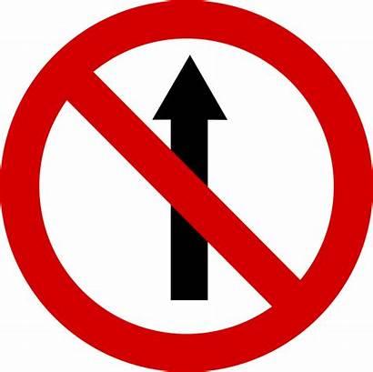 Entry Svg Sign Road Mandatory Commons Roadsign