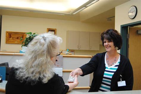 Cabinet Peaks Center - patient finacial services