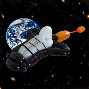 balloon space ship balloon animals science balloons