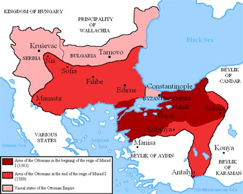 Modern Day Ottoman Empire by What Would The World Be Like If The Byzantines Had Saved