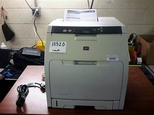 Ibid Lot   10320 - Hp Color Laserjet 3600n