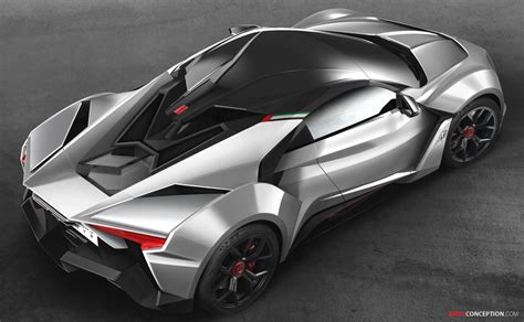 W Motors Reveals Fenyr Supersport At Dubai Motor Show