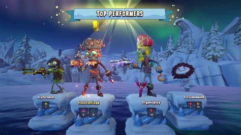 gw2 plants zombies vs character variants level