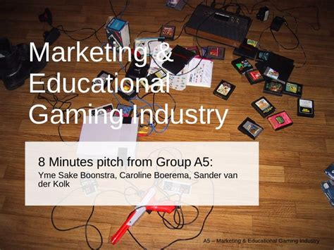 marketing education marketing education gaming industry