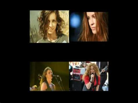 Alanis Morissette Thank you and Hands Clean (cover by ...