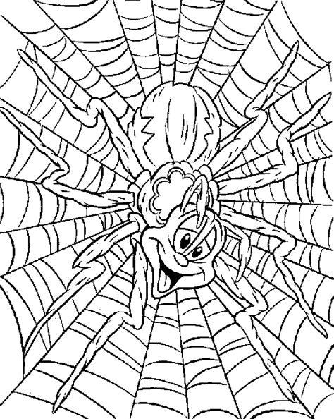 Kleurplaat De Spin Die Het Te Druk Had by Jufeline De Spin Die Het Te Druk Had