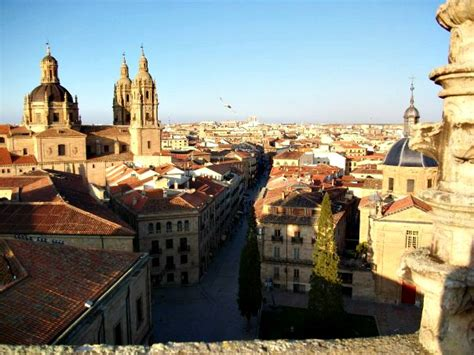 Top Six Most Beautiful Places In Salamanca Spain A