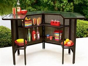 HomeOfficeDecoration Outdoor Bar Sets Sears