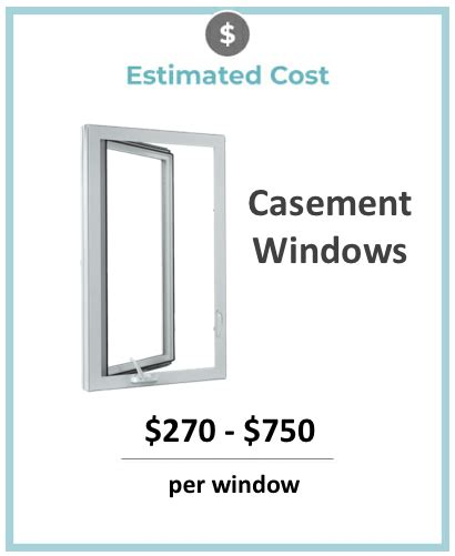 casement window prices  buying guide modernize