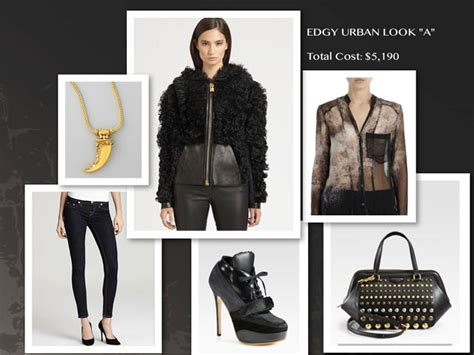 Urban Edgy Fashion Picking the Perfect Look