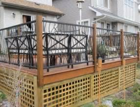 deck baluster spacing ontario home design ideas