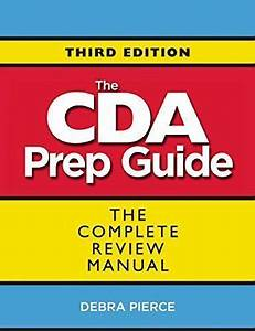 The Cda Prep Guide  The Complete Review Manual