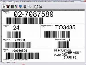 Labelright ultimate for windows bar code label design and for Barcode label template word