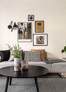 Deco Pour Salon : inspiration d co pour un petit salon cocon de d coration ~ Premium-room.com Idées de Décoration