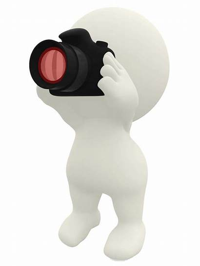 3d Person Taking Take Accident Photographs