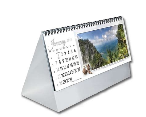 tent desk calendar 2018 printing companies in johannesburg south africa cheap