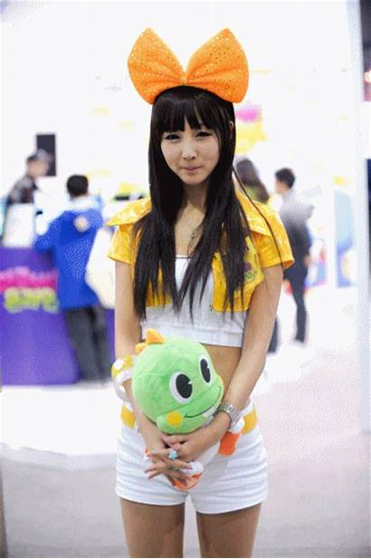 Korean Yoo Eun Lee Aruysuy Pretty