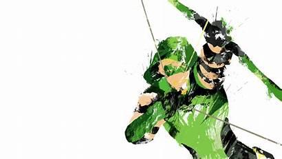 Arrow Comics 52 Dc Splatter Superhero Deviantart