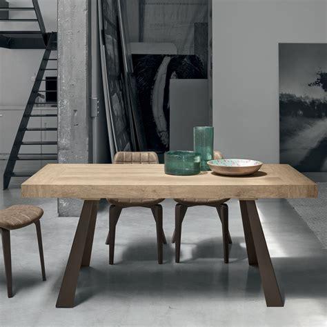 lade moderne da tavolo tavolo da pranzo allungabile moderno grecale arredas 236