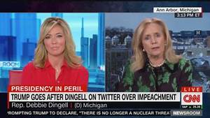 Trump Invokes the Late John Dingell to Attack Debbie Dingell