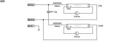 HD wallpapers wiring fluorescent lights in parallel diagram