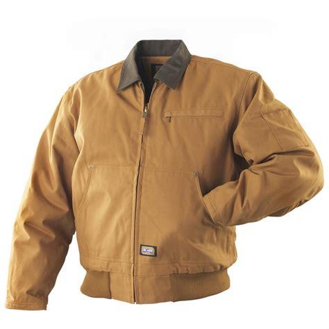 jaket wolverine brown brown work jacket jacket to