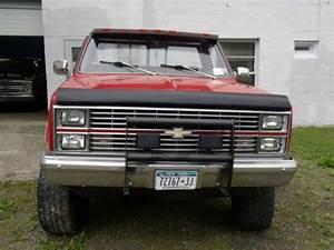 Sell Used 1984 Chevrolet K 10 Short Box Pickup In Endicott  New York  United States