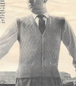 Gilet Sans Manche Homme Laine : tricot gilet sans manche homme ~ Dode.kayakingforconservation.com Idées de Décoration