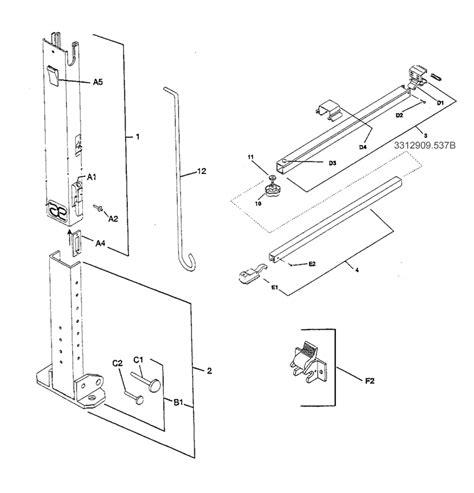 a e awning parts caravansplus 830295 537b rafter suit dometic a e