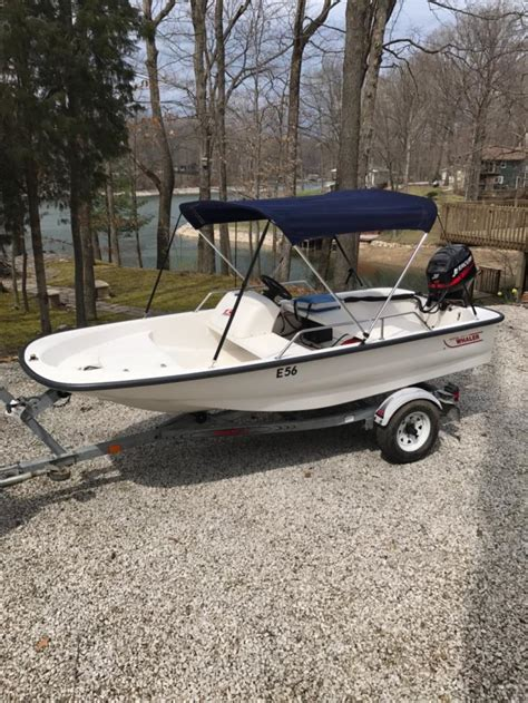 Boston Whaler Boats For Sale Indiana by Boston Whaler 13 Boats For Sale In Indiana