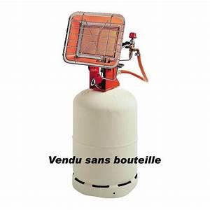 Chauffage Gaz Intérieur : vente chauffage radiant sur bouteille gaz butane 4 3kw ~ Premium-room.com Idées de Décoration