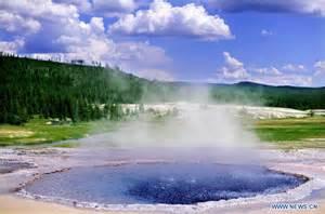 Yellowstone National Park Scenery