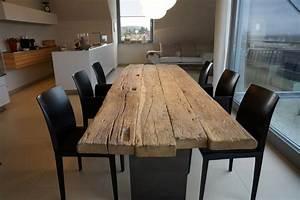 Esstisch Aus Altholz : ein tisch mit geschichte echt zwinz ~ Frokenaadalensverden.com Haus und Dekorationen