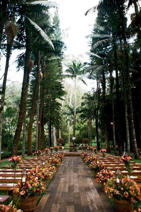 54 Beautiful Garden Wedding Design Ideas And Decor (46 ...