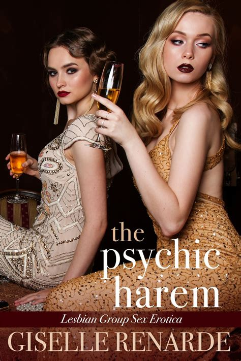 The Psychic Harem Lesbian Group Sex Erotica Ebook