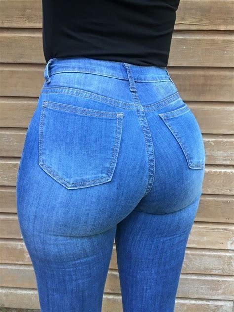 Big Butt Asshley In Jeans