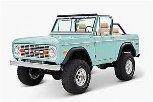 1970 Ford Bronco Seminole Club By CFB | HiConsumption