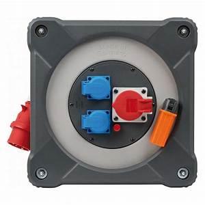 H07rn F 5g2 5 : kabeltrommel cee 1 ip44 20m h07rn f 5g2 5 professionalline ebay ~ Watch28wear.com Haus und Dekorationen