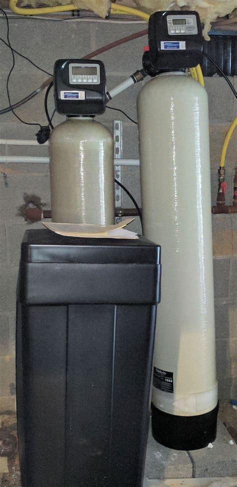 Family Softener weaverville family gets softener and iron filter