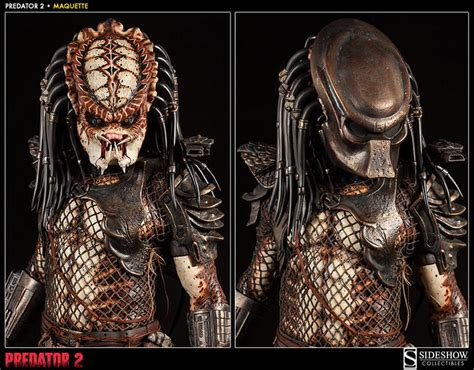 Archive  Sold Out  Predator 2 Maquette 14 Predator 72