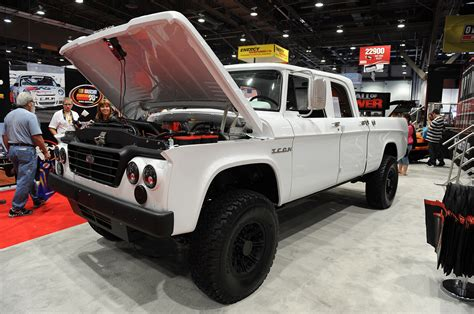 icon dodge  reformer series pickup   unstoppable