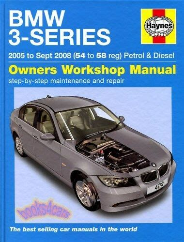 service and repair manuals 2004 bmw 3 series on board diagnostic system bmw shop manual service repair book diesel 3 series haynes e90 320 325 330 318 ebay