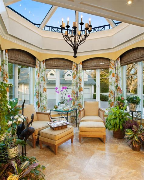 Design Sunroom by Transform Your Sunroom Into Your Own Winter Garden