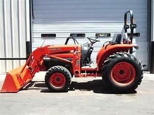 Kubota L3130 L3430 L3830 L4330 L4630 L5030 Tractor